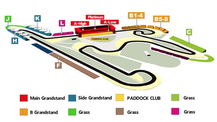 Grand Prix 2 China Course