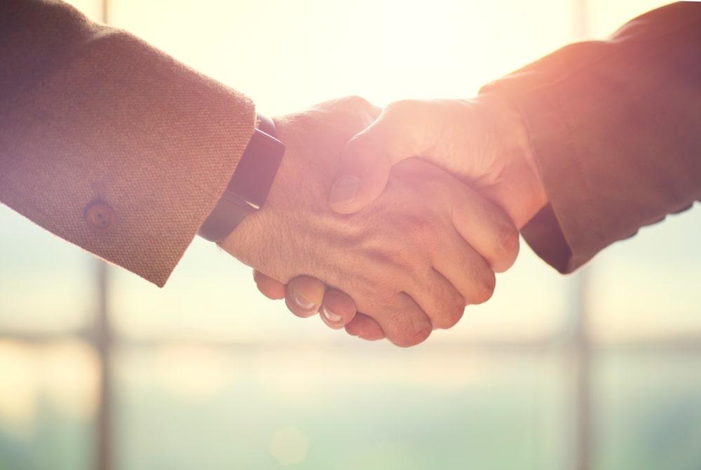 handshake min