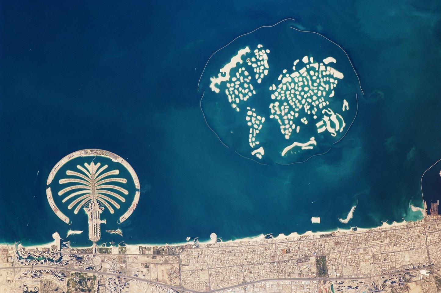 Archipelagos in Dubai
