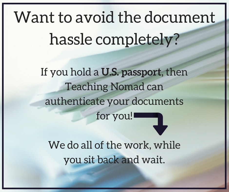 Teaching Nomad can authenticate your documents!