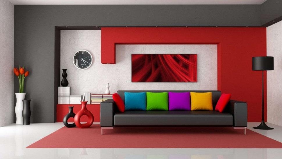 China apartment interior