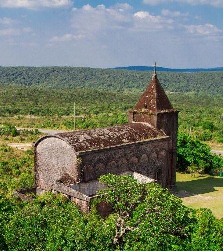 Church in Cambodia