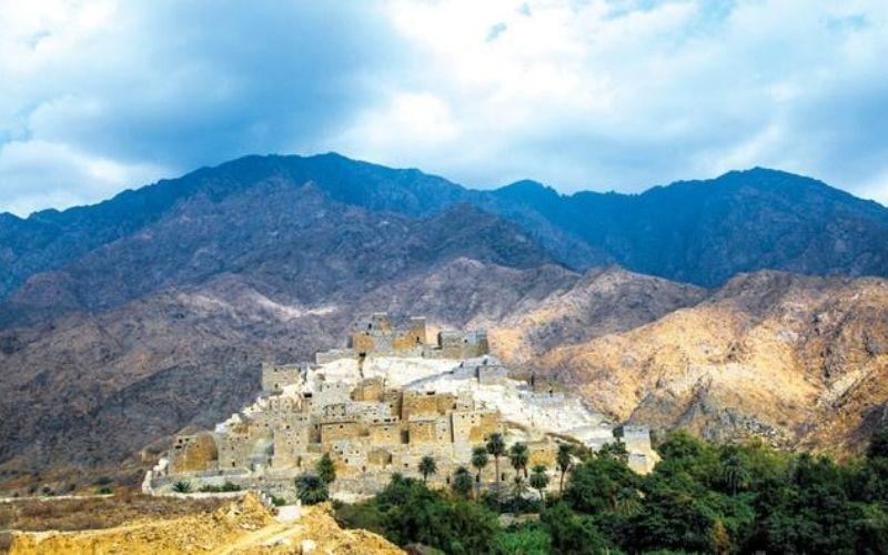 Marble Village of Dhee Ayn