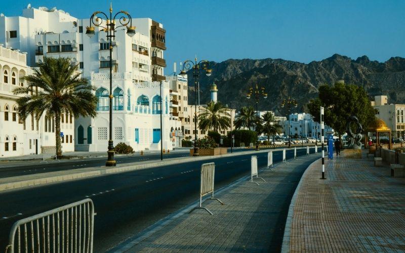 Muttrah, Muscat, Oman