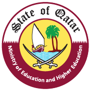 Qatar ministry of education logo