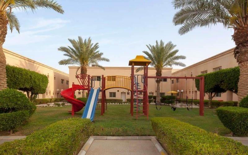 Saudi playground
