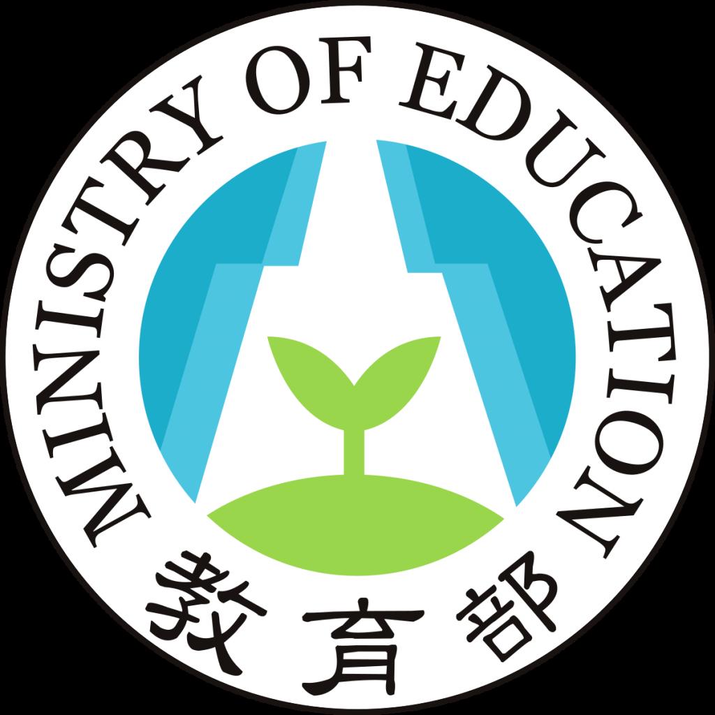 Taiwan Ministry of Education logo