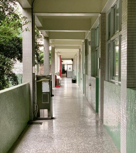 Taiwan School Building
