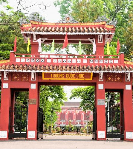 Vietnam School Building