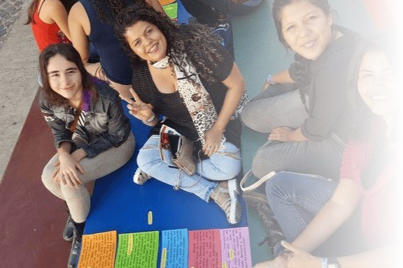 Buenos Aires TEFL Course Students