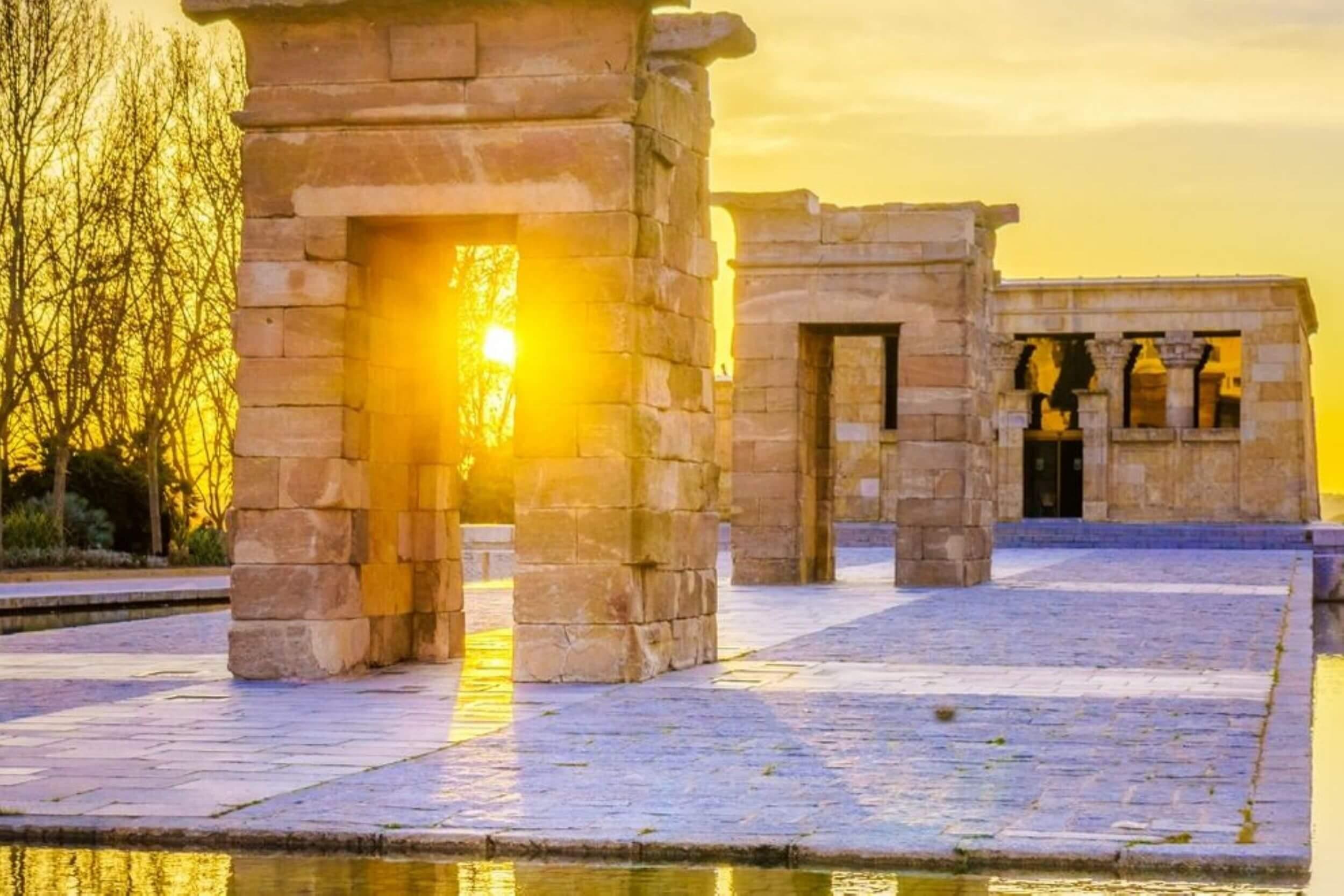 Temple of Debod, Spain