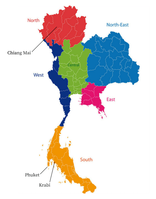 Thailand-Map-with-cities-marked
