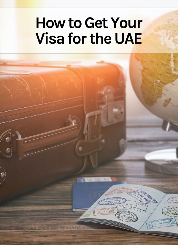 How to Get Your Visa for the UAE Thumbnail