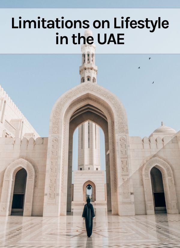 Limitations on Lifestyle in the UAE Thumbnail