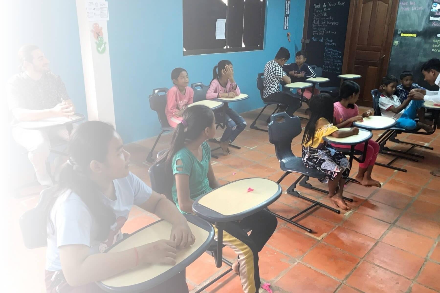 bali classroom